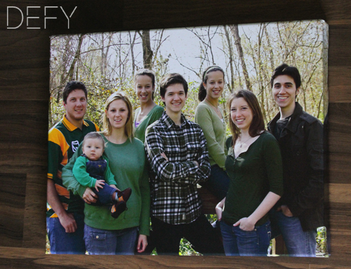 11x14 horizontal family