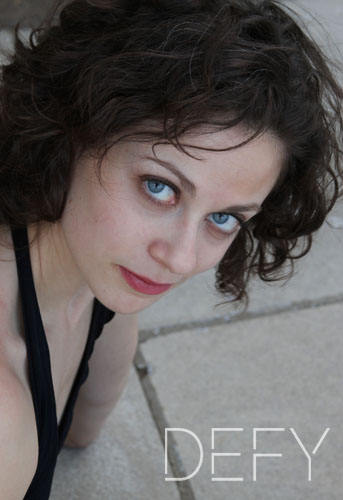 Blue Eyes Attitude