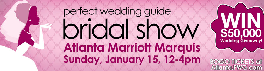 Perfect Wedding Guide Bridal Show in Atlanta