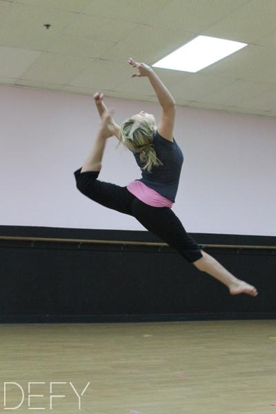 leap pink