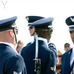 military air show