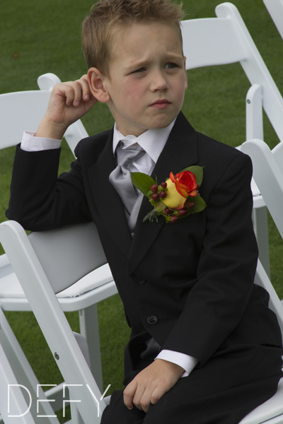 Ring bearer