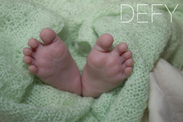 ten little toes