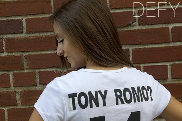 Tony Romo?
