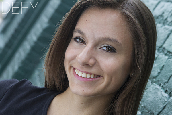 close up senior