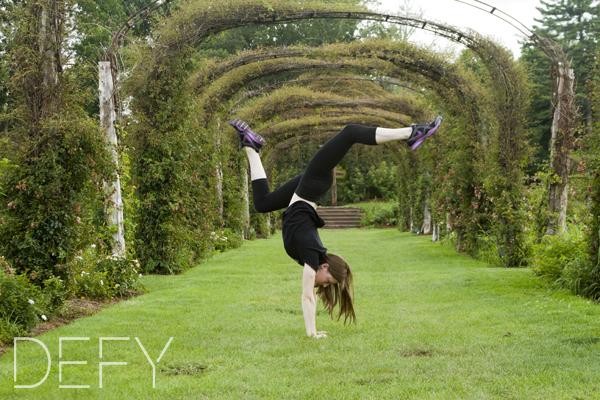 gymnastic work