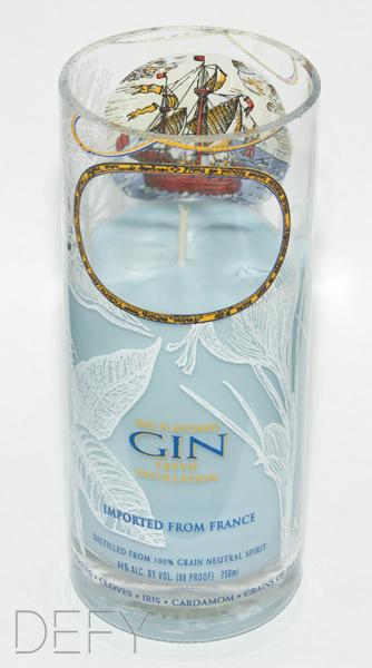 iris flavored gin