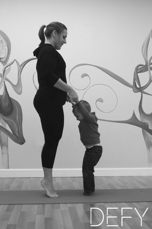 mommy and me workout